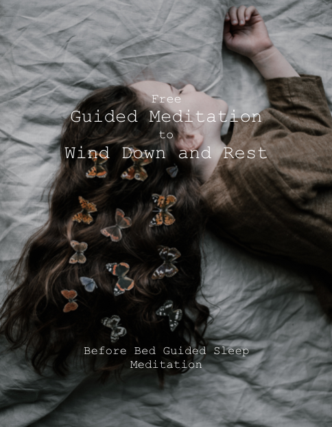 Free Guided Meditation to Wind Down and Rest | Before Sleep GuidedMeditation