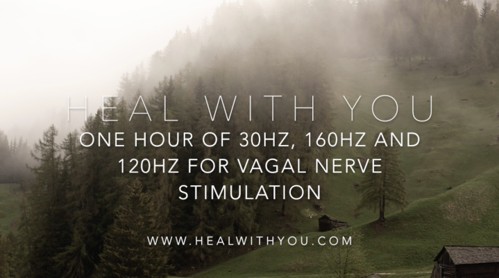 One Hour Solfeggio Frequencies For Vagal Nerve Stimulation