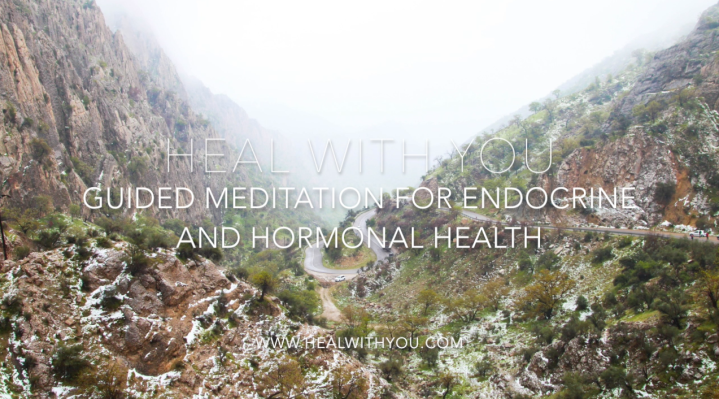 Guided Meditation for Endocrine and HormonalHealth